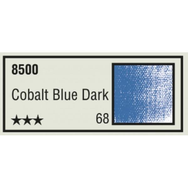 K-I-N Pastelkrijt los nr. 68- Colbalt bleu Dark