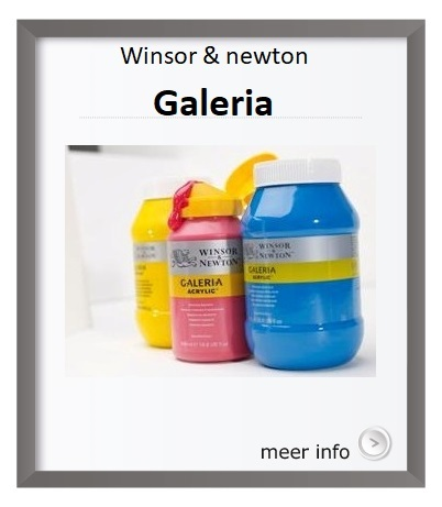 Winsor en newton Galeria Acrylverf