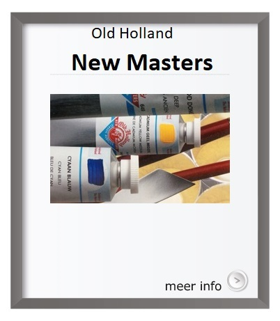 New Masters Old Holland Acrylverf