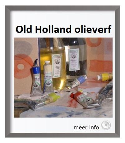 Old Holland olieverf, Scheveningen verf