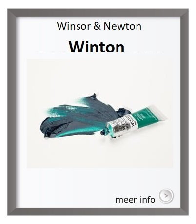 Winsor en Newton Artisan watermengbare olieverf