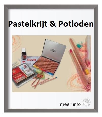 Pastelkrijt, Softpastel, Pastelpotloden, pastelmat, Pastelpapier