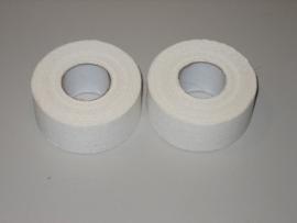 Sporttape 2,5cm breed set van 2 rollen