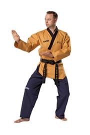 Taekwondopak Poomsae Grand Master WT goedgekeurd