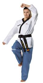 Taekwondopak Poomsae voor dames WT goedgekeurd