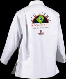 Brazilian Jiu-Jitsu pak wit