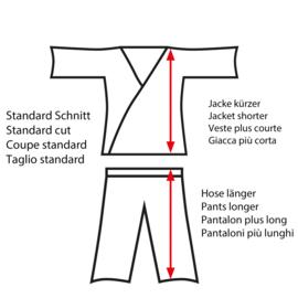 Judopak Training zwart