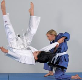Judopak Yamanashi Blauw
