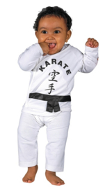 Karate baby pakje