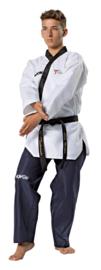 Taekwondopak Poomsae voor heren WT goedgekeurd