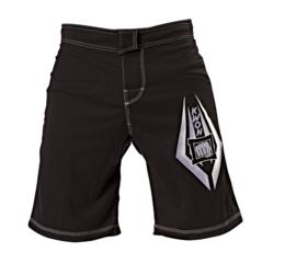 Kickboksbroek zwart