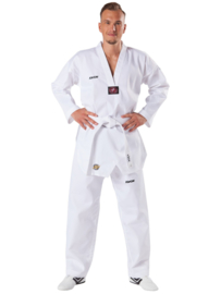 Taekwondopak Victory witte V-hals