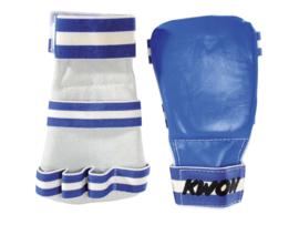 Karate Handbeschermers Blauw