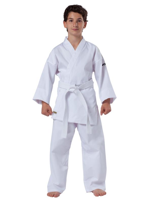 Karatepak Basic wit