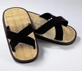 Zoris / Rijststro slippers