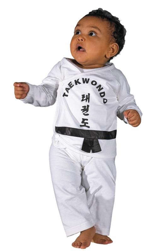 Taekwondo Baby pakje