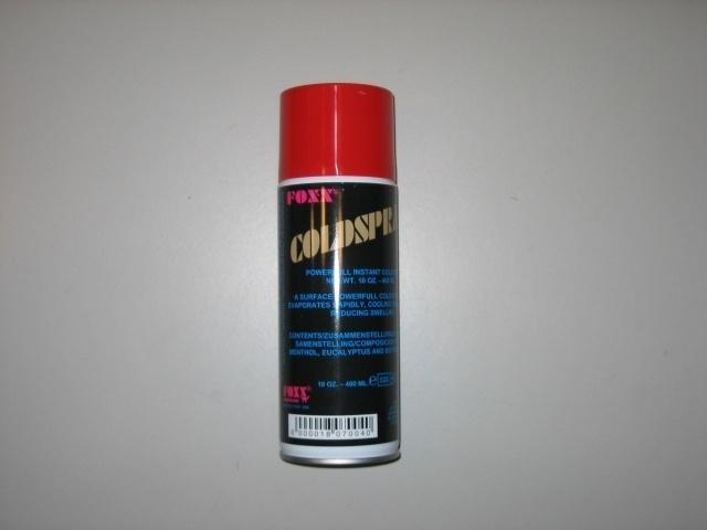 Coldspray / Koelspray 400ml