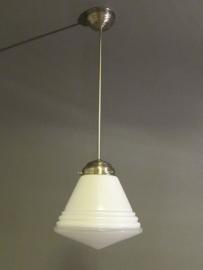 Luxe schoollamp Large met lichtvenster