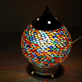 Mozaieklamp Seeds Ø 15
