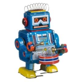 Robot trommel spiraal