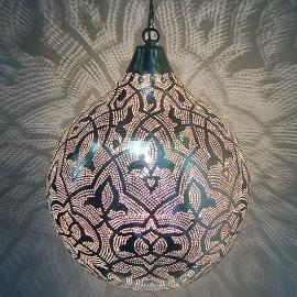Oosterse Filigrain en Gaatjes lampen