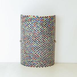 Wandlamp mozaiek cilinder Seeds
