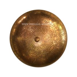 Filigrain plafonnière goud S-M-L