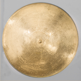 Plafondlamp filisky Gold XL Ø 50