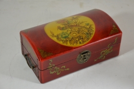 Opbergdoos uit Tibet