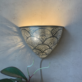 Boho Wandlamp Fan