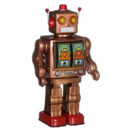 Robot Starstrider brons