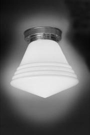 Plafond Luxe Schoollamp M