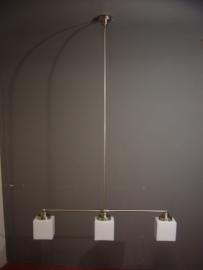 Hanglamp T-pendel met 3-kappen