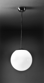 Hanglamp Bol mat Ø 25 t/m 45 cm