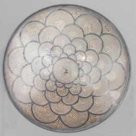 Plafondlamp filigrain Zenza Fan XL