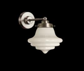Wandlamp recht strak + Bel