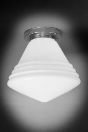 Plafond Luxe Schoollamp L