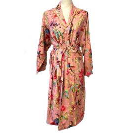 Kimono Paradise Pink