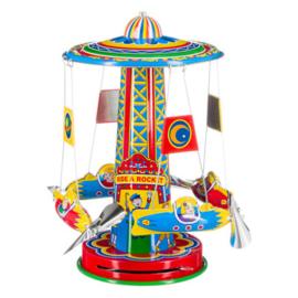 Carousel met raketten Rocket Ride