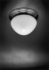Plafondlamp halve bol