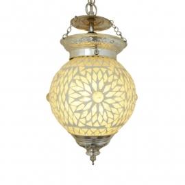 Hanglamp mozaiek Transparant Ø 15