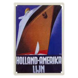 Reclame Holland America lijn