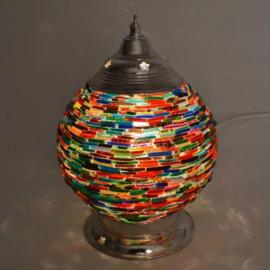 Mozaieklamp Bangles MC Ø 15