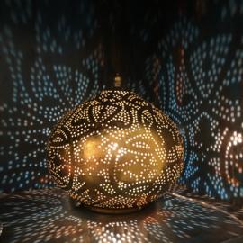 Tafellamp Filigrain Goud