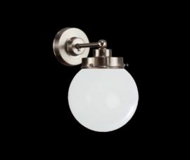 Wandlamp recht strak + Bol