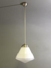 Luxe schoollamp Medium met lichtvenster