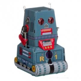 Robot tank grijs