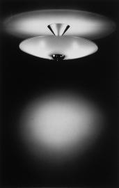 Plafondlamp schaal Ø 41 wit