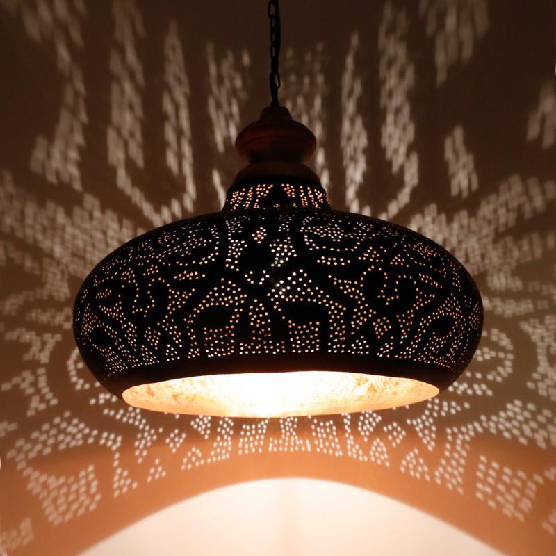 Goede Oosterse filigrain hanglampen | TIMELESS WONEN MC-25
