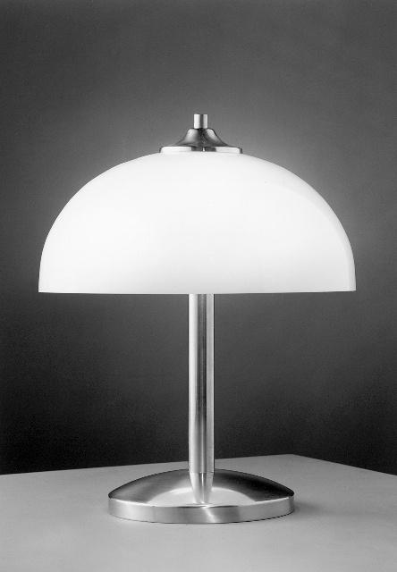 Tafellamp glad halve bol